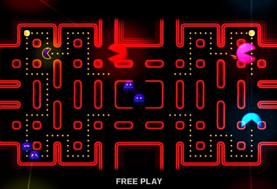 Namco Bandai Announces Release Of Pac-Man Museum This Week