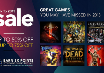 PlayStation Store Is Holding Back to 2013 Sale This Week