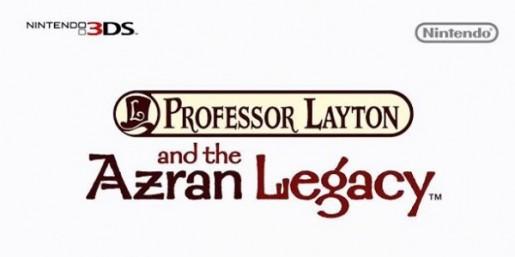 Professor Layton and the Azran Legacy (1)