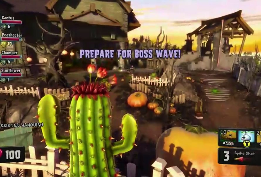 Plants Vs. Zombies: Garden Warfare Has No Microtransactions At Launch