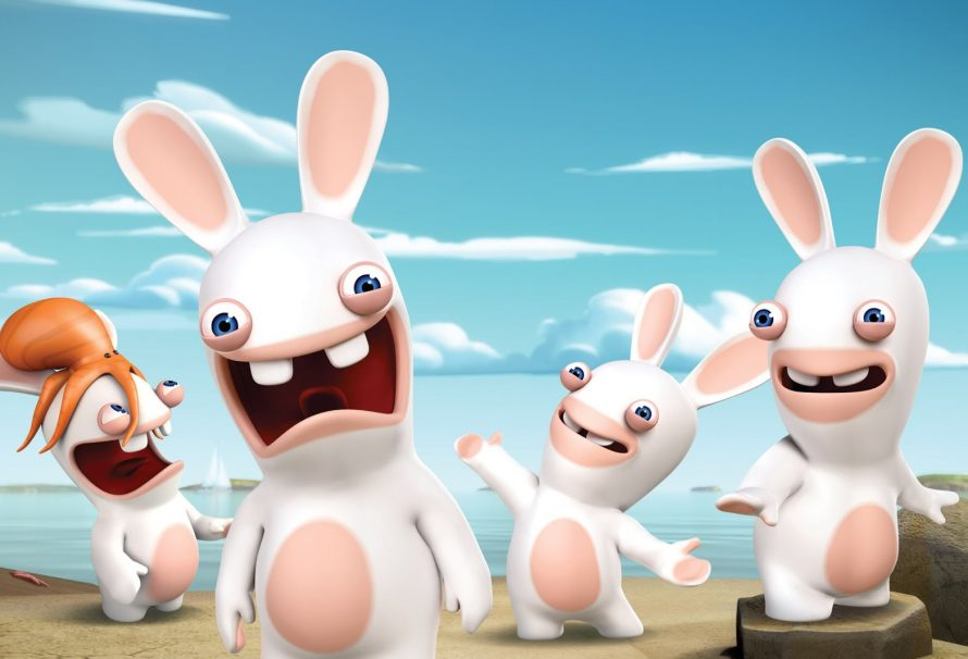 Ubisoft Signs Agreement To Create Rabbids Childrens Books