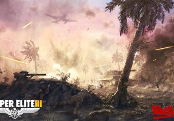 New Sniper Elite 3 Concept Art