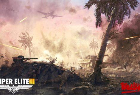 New Sniper Elite 3 Concept Art