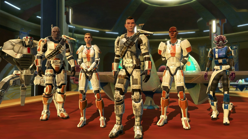 SWTOR Galactic Starfighter Expansion Now Available to All