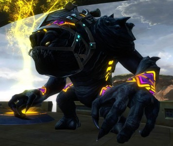SWTOR Rancor Mount