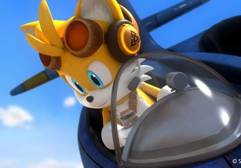 Sonic Boom Video Game Screenshots and Concept Art Unleashed By Sega
