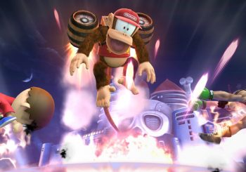 Super Smash Bros.' Diddy Kong Has His Twin Rocketbarrels Back