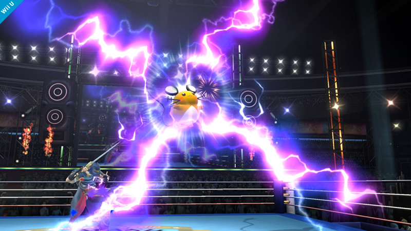 Super Smash Bros. Reveals New Poke Ball Pokemon