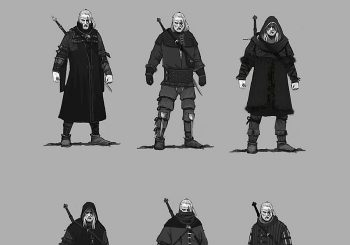 The Witcher 3: Wild Hunt Armor Sets Shown Off In New Concept Art