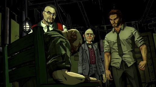 The Wolf Among Us Episode 2 Smoke & Mirrors (2)