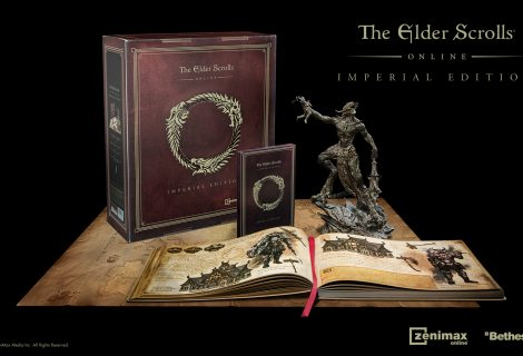 The Elder Scrolls Online Imperial Edition Unboxed By Developer