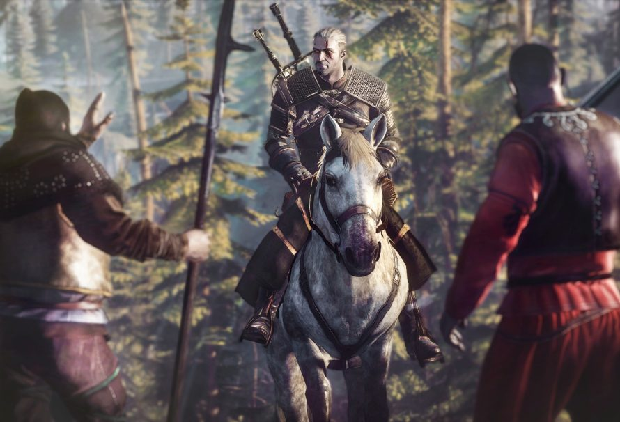 The Witcher 3 gets a price drop
