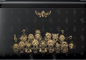 Limited Edition Theatrhythm Final Fantasy: Curtain Call 3DSXL Revealed