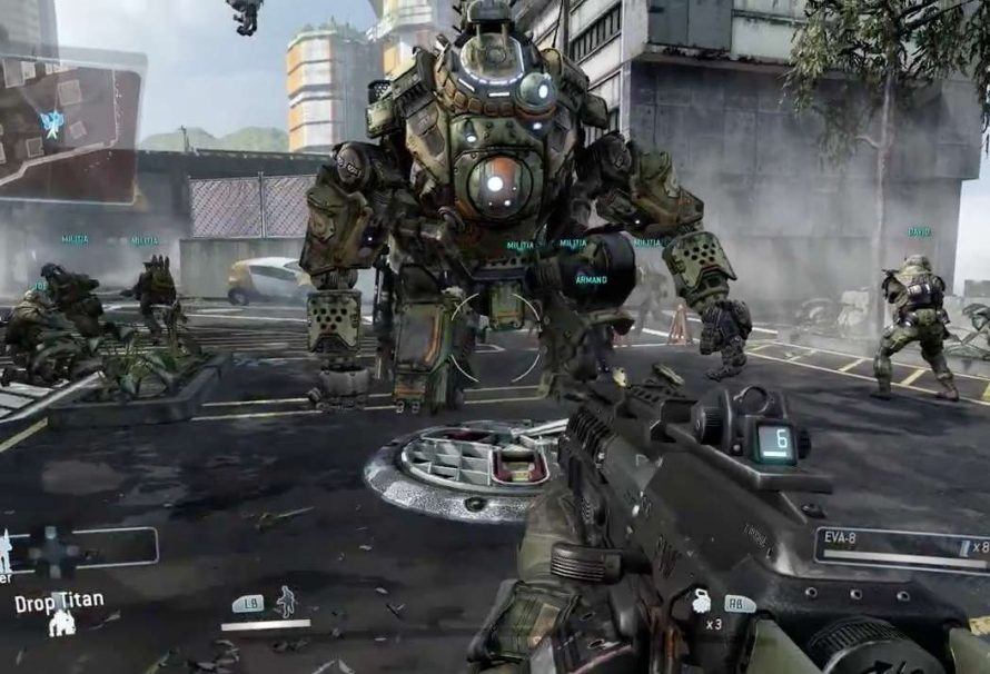 Rumor: Titanfall Is Dropping Resolution To 720p