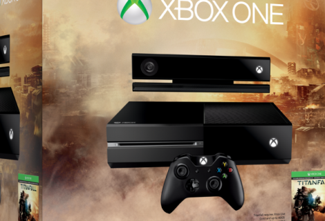 Xbox One Titanfall Bundle Officially Announced