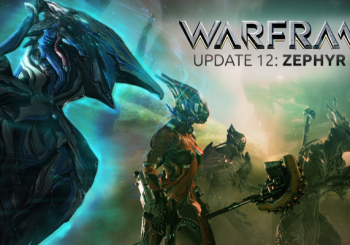 Warframe Update 12: Zephyr Rises Now Live