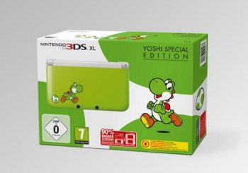 Get $30 Gift Card With Yoshi's New Island 3DS XL System At Target