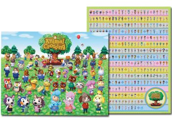 Club Nintendo Adds Animal Crossing Posters To Rewards List