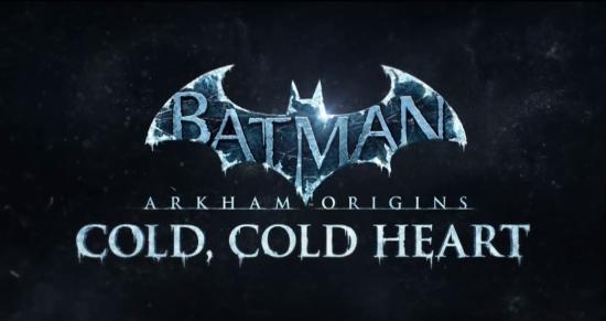 Batman: Arkham Origins 'Cold, Cold Heart' DLC Trailer Unveiled