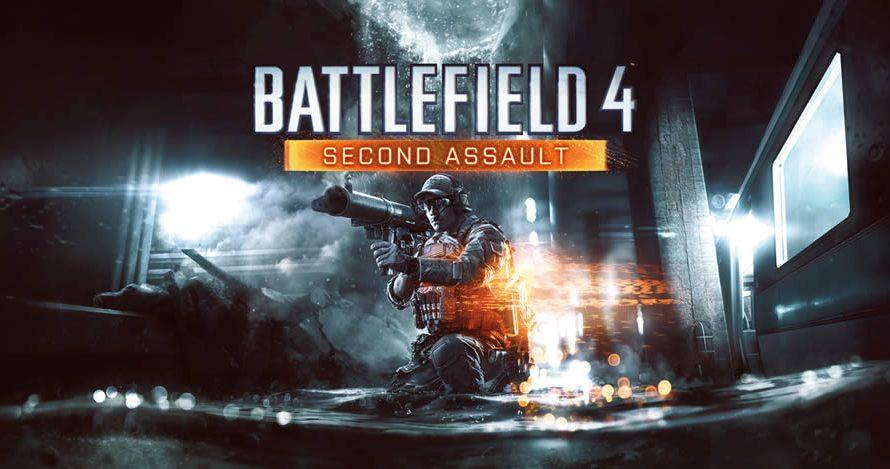 Battlefield 4 Second Assault Finally Dated