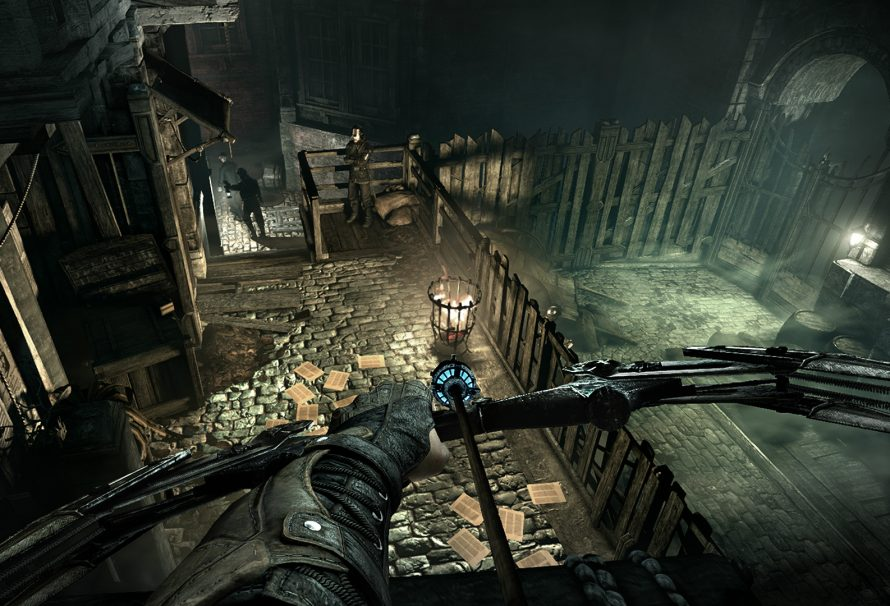Check Out The First 17 Minutes of Thief