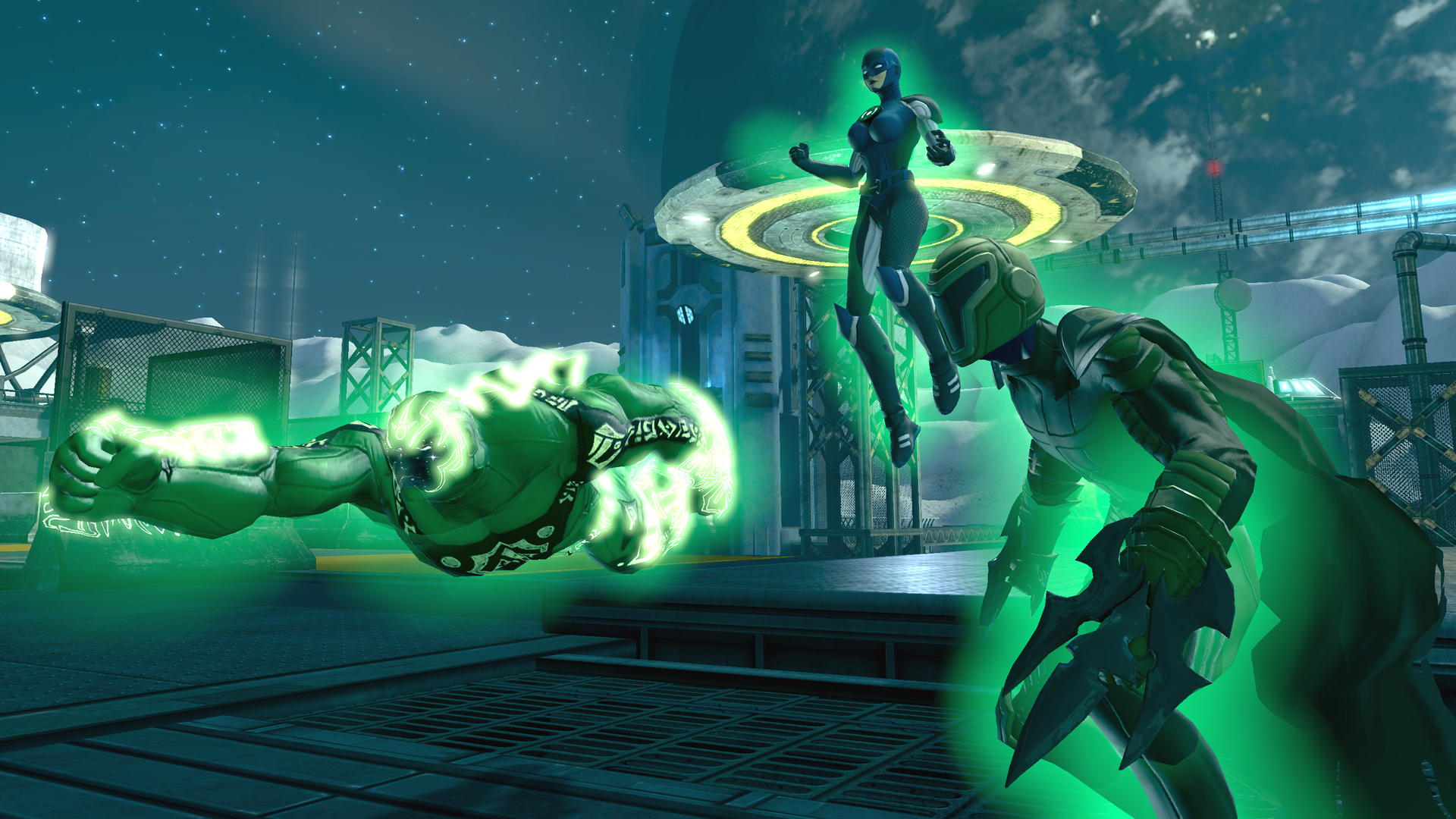 how to play with friends on dc universe online pc