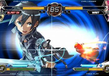 Dengeki Bunko Fighting Climax Adds Sword Art Online Lead To Game