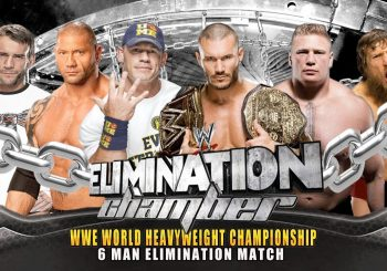 Elimination Chamber Not Available On Xbox 360