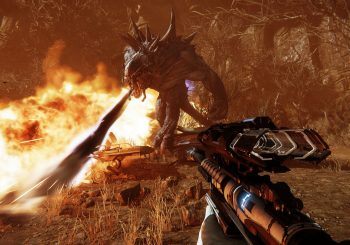 New Evolve Trailer Wishes You A 'Happy Hunting'