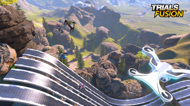 Trials Fusion Racing To Be Released This April