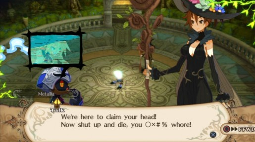 hundred knight dialogue