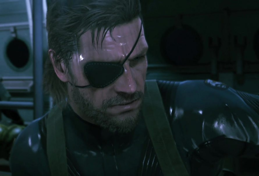 Kojima Describes Ground Zeroes As A Tutorial To The Phantom Pain
