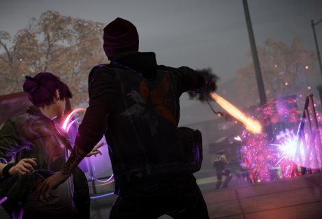 Infamous: Second Son Hands-On Preview