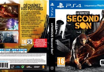 inFamous: Second Son Requires 24 GB Installation