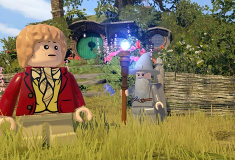 LEGO The Hobbit Traversing Retail Stores This April