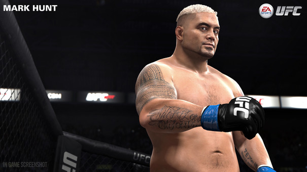 Australian/New Zealand Fighter Will Feature In EA Sports UFC