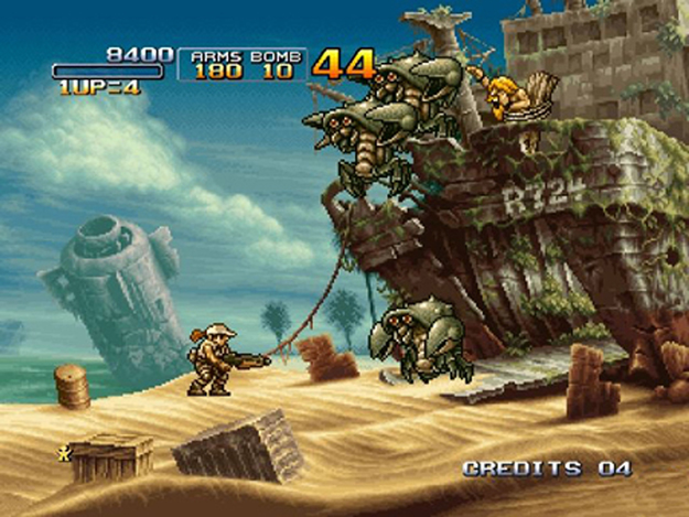 Metal Slug 3 Is Now Up For Pre-Order On Steam