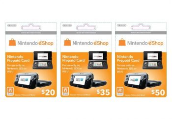 Nintendo eShop Cards Are 20% Off At Best Buy This Week