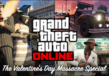 Grand Theft Auto Online Is Hosting A Valentine's Day Massacre
