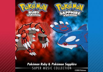 Pokemon Ruby & Sapphire Soundtrack Is Now Available On iTunes