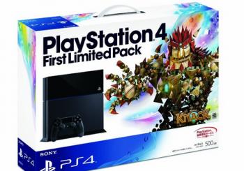 Knack Is Japan's Best Selling PS4 Game