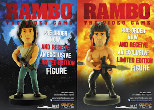 Rambo: The Video Game Gets A European Release Date