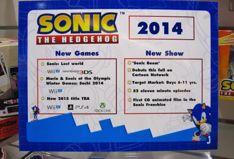New Sonic Game Supposedly Coming To Xbox One, PS4, and Wii U