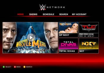 Xbox LIVE Gold Required For WWE Network