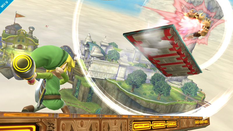 Super Smash Bros  Hits A Home Run With Returning Item