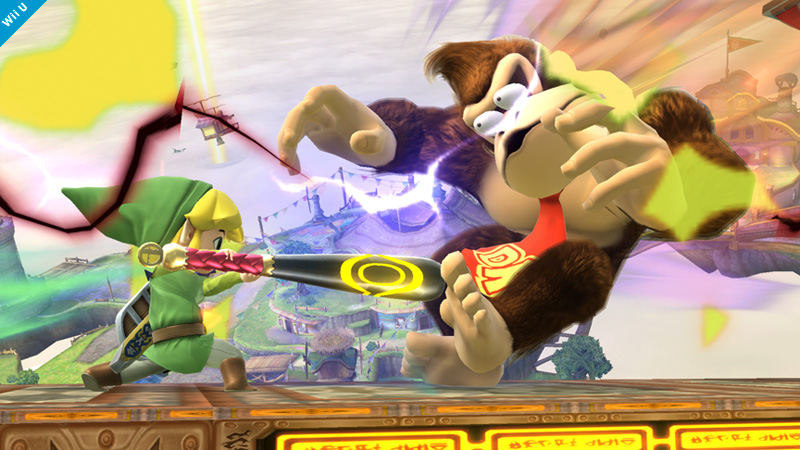 Super Smash Bros. Hits A Home Run With Returning Item