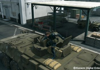 Gorgeous New Metal Gear Solid V: Ground Zeroes Screenshots On PS4