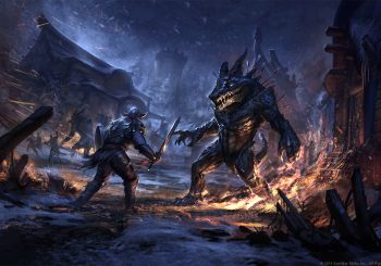 New The Elder Scrolls Online concept art released