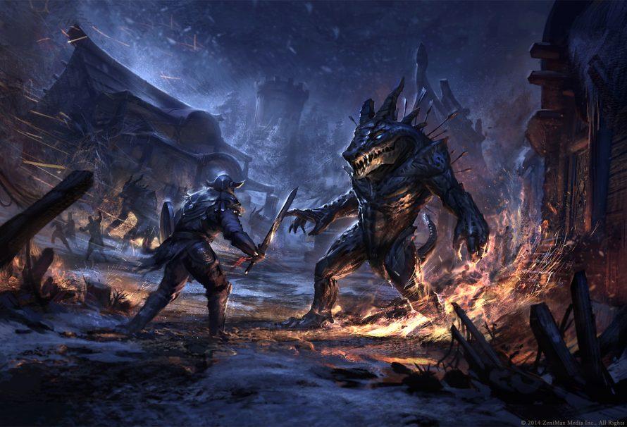 New The Elder Scrolls Online concept art released