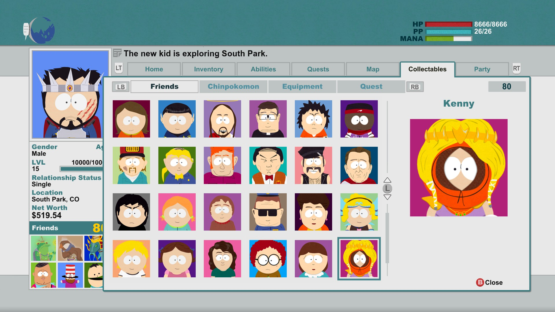 South Park The Stick Of Truth Guide Essential Tips And Tricks